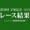 【宝塚記念2017結果】サトノクラウン優勝!国内G1初勝利!