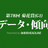 菊花賞(2017)の予想オッズと過去データから傾向を分析!
