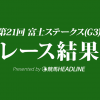 【富士ステークス結果2018】ロジクライ優勝!