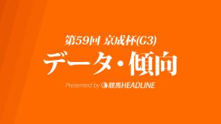 京成杯(2019)の予想オッズと過去データから傾向を分析!