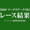 【マーチS結果2019】サトノティターン重賞初勝利!