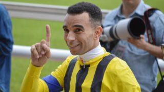 J.モレイラ騎手、来シーズンの香港での騎乗ライセンス取得