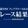 【フェブラリーS結果2020】モズアスコット優勝!