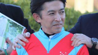 福永祐一騎手がJRA2500勝達成!武豊に次ぐ史上2番目の速さ