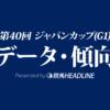ジャパンカップ(2020)の予想オッズと過去データから傾向を分析!