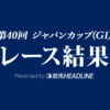 【ジャパンC結果2020】アーモンドアイ優勝で有終の美