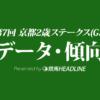 京都2歳ステークス(2020)の予想オッズと過去データから傾向を分析!