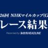 【NHKマイルC結果2021】シュネルマイスターG1初勝利!