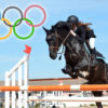 東京五輪・総合馬術でJRA所属の戸本一真選手が総合4位に入賞