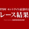 【セントライト記念結果2021】アサマノイタズラ優勝!